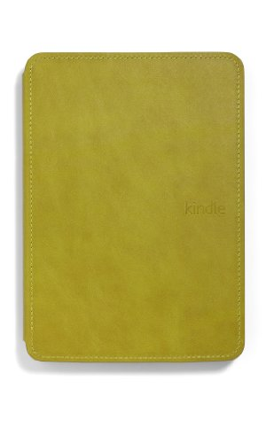 Kindle Touch Leather Cover, Green