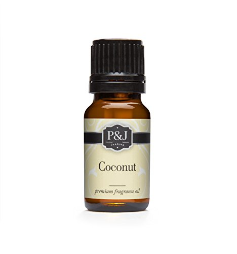 Coconut Premium Grade Fragrance Oil - Perfume Oil - 10ml (Aroma Free Coconut Oil compare prices)
