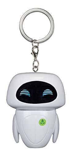 Funko - Porte Clé Disney Wall-E - Eve Pocket Pop 4cm - 0849803099022
