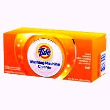 Tide Washing Machine Cleaner, 5 Pouches