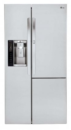 LG LSXS26386S 26 cu. ft. Side-by-Side Refrigerator Reviews