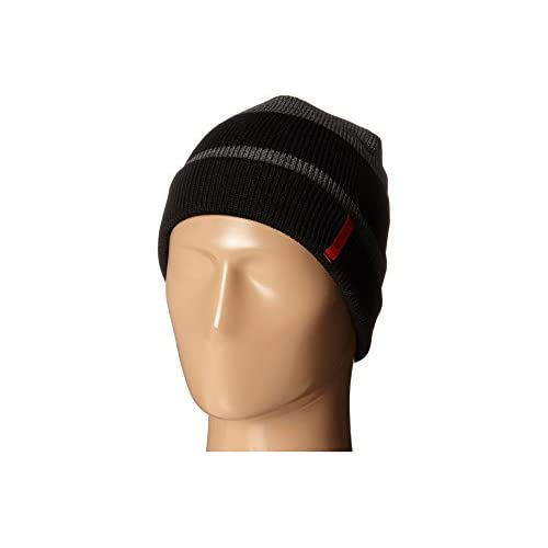[ブラ] BULA メンズ Raven Beanie 帽子 Black [並行輸入品]