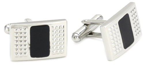 Stainless Steel Two Tone Cufflinks