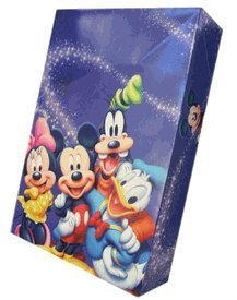 Disney Mickey & Friends Gift Box - 1 pc Mickey Mouse Gift Box - 1