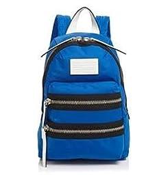 Marc by Marc Jacobs Domo Arigato Mini Packrat Fashion Backpack Handbag, Neptune Blue, One Size