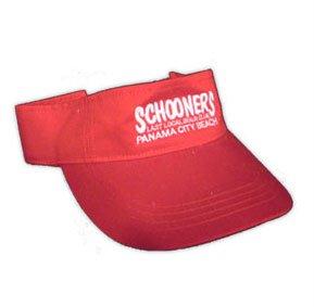 Schooners Visor