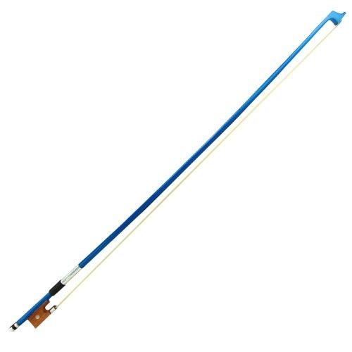 Grace 1/16 Size Violin Bow ~~ Blue Stick