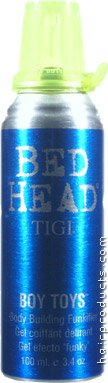 BED HEAD TIGI Boy Toys Body Building Funkifier Gel 3.4oz/100ml