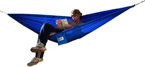 Sleep In Hammock