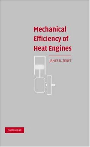 Mechanical Efficiency of Heat Engines