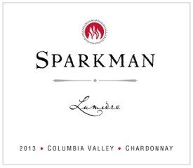 "2013 Sparkman Cellars ""Lumiere"" Columbia Valley Chardonnay 750 Ml"