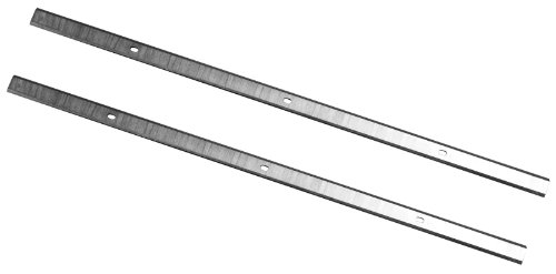 POWERTEC 128021 13-Inch HSS Planer Knives for Craftsman 21743, Set of 2