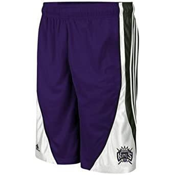 Buy Adidas Sacramento Kings NBA Youth Pre Game Short by adidas
