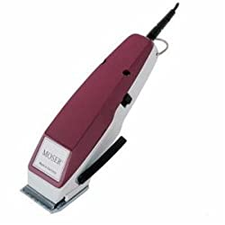 Wahl Professional Moser 1400-0010 Hair Clipper (Red)