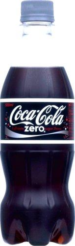 (お徳用ボックス) コカ・コーラ ゼロ 500ml×24本