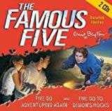 Enid Blyton 3. Five Go Adventuring Again & Five Go to Demon's Rocks: And Five Go to Demon's Rocks (Famous Five)