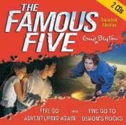Five Go Adventuring Again: AND Five Go to Demon's Rocks (Famous Five)