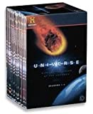 The Universe Seasons 1-4 Megaset