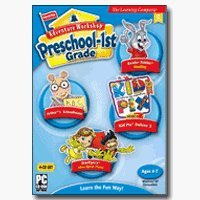 RIVERDEEP Adventure Workshop: Preschool to 1st Grade