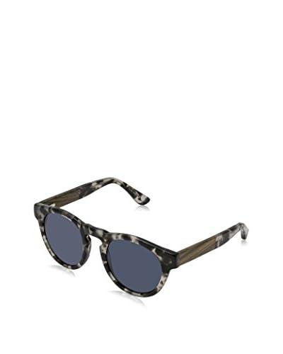 Ivory + Mason TMW107 Moreno Sunglasses, Grey Tortoise/Walnut