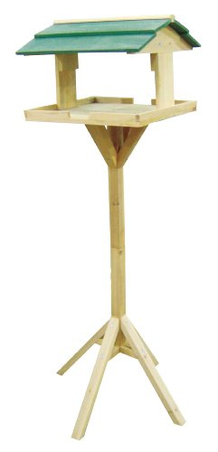 Redwood BB-BH303 Wooden Bird Table