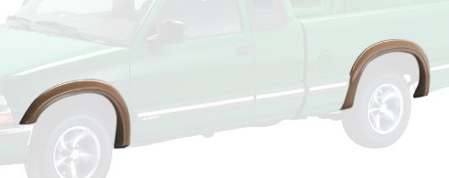 Bushwacker Chevrolet Street Flares Set of 4 (1998 Chevy S10 Fender Flares compare prices)