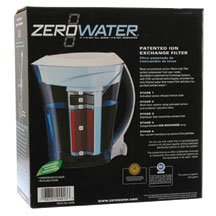 ZeroWater Z-Pitcher ( Multi-Pack) 5352068 9 [ hard metric z pack a raf 110p z pack a raf 110p]