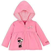 Disney Butterfly Hoodie Minnie Mouse Jacket