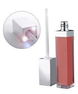 ModelCo Lip Lights Ultra-Shine Lip Gloss, Crystal Dawn