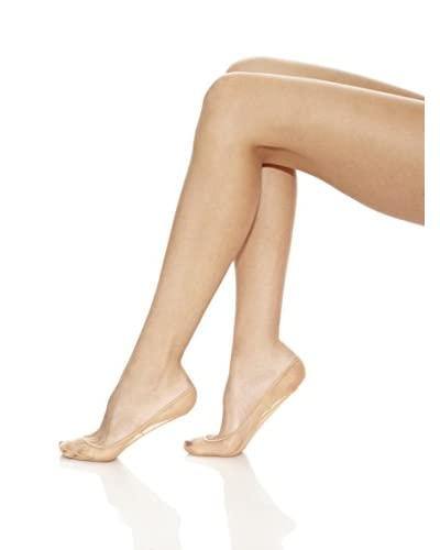 JANIRA Pack x 2 Calcetines Nylon Plantilla Transpirable Evita Roces