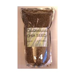 Black Chia Seeds - 12 lb.: Amazon.com: Grocery & Gourmet Food