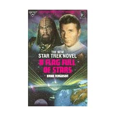 A Flag Full of Stars (Star Trek #54) by Brad Ferguson