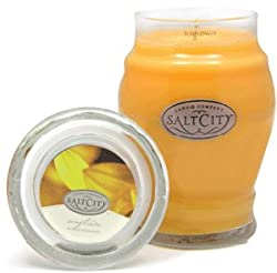 Salt City Sunflower 26oz Jar Candle