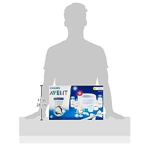 Philips AVENT Classic Plus Essentials Gift Set