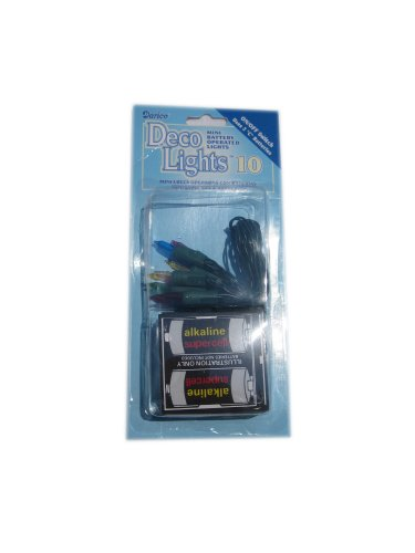 WeGlow International 10 Piece Battery Light Set - Assorted (2 sets) - 1