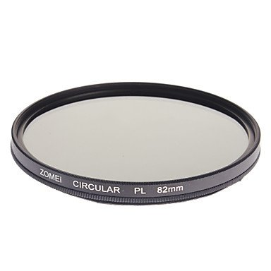 Peach Zomei Professional Optical Cpl Filters Super Circular Polarizer Hd Class Filter (82Mm)
