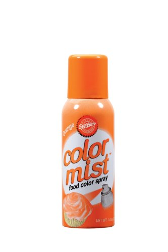 Cake Decorating Airbrush Wilton : Wilton Orange Color Mist Food Coloring Airbrush Cake ...
