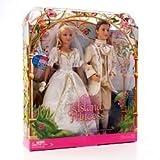 Barbie (The Island Princess) Princess Rosella & Prince Antonio Royal Wedding Set
