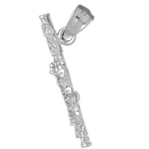 Clevereve's Sterling Silver Charm 3-D Musical Instruments
