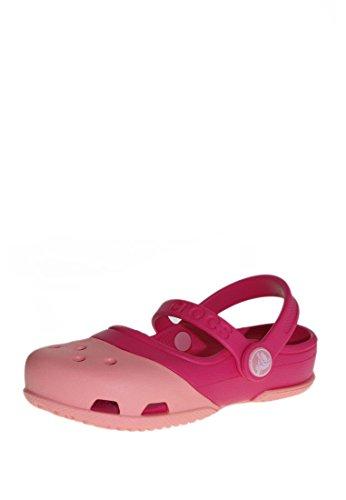 CROCS - Ballerinas ELECTRO II MARY JANE - melon poppy, Schuhgröße:EU 27-28