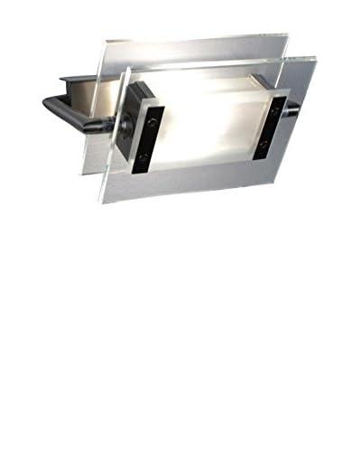 LEUCOS  Lámpara de Pared/Techo 360° 120 Metálico/Cristal