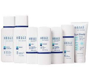 Obagi Nu Derm System Skin Transformation Kit Normail to Oily