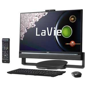 LaVie Desk All-in-one DA770/AAB PC-DA770AAB