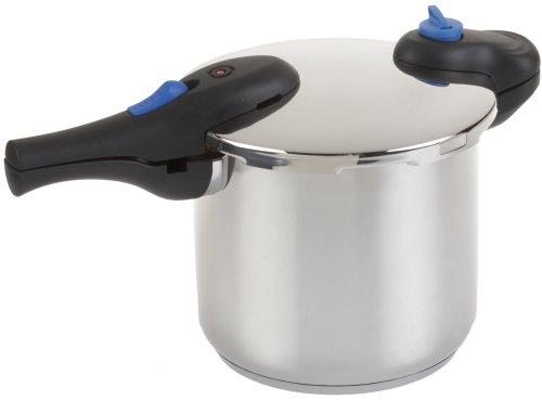 pressure cooker wearever 8 quart stainless steel pressure cooker reviews. Black Bedroom Furniture Sets. Home Design Ideas