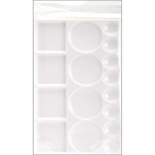 Pro-Art 16-Well Rectangle Plastic Palette