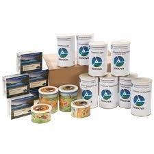 Krisenvorsorge durch Langzeitlebensmittel im Paket