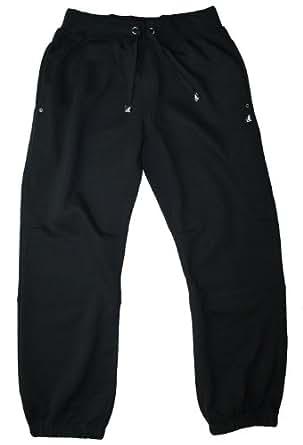 Kangol men's dorset jogging bottom, black small