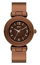 DKNY 3-Hand Bangle Women's watch #NY8572
