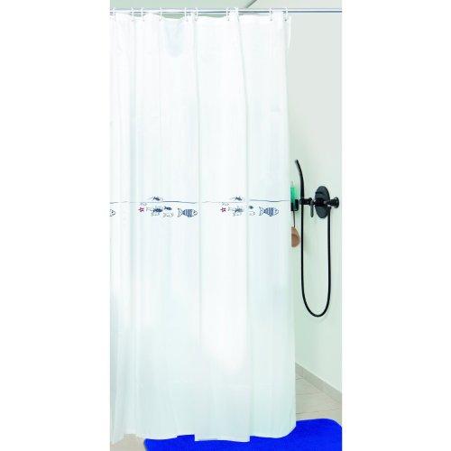 sanwood by nicol 8934426 fische duschvorhang mit. Black Bedroom Furniture Sets. Home Design Ideas