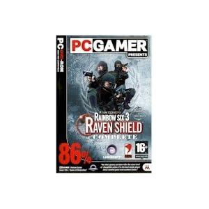 Rainbow Six 3 Raven Shield for Mac (1 dvd)